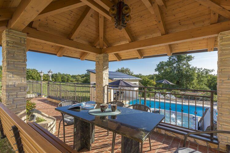 Villa Kroatië, Istrie, Nova Vas Villa HR-52446-39