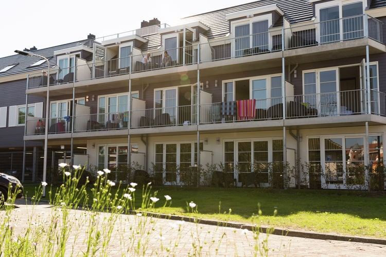Appartement  met wifi  WaddenStrandplevier Hotelsuites 1