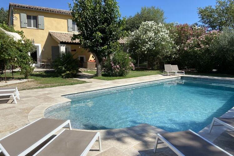 Vakantiehuizen Frankrijk | Provence-alpes-cote-d-azur | Villa te huur in Lorgues met zwembad  met wifi 10 personen