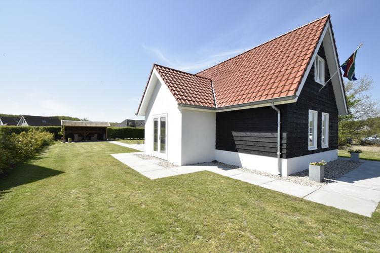 Ruim vakantiehuis op leuk park in Zeewolde