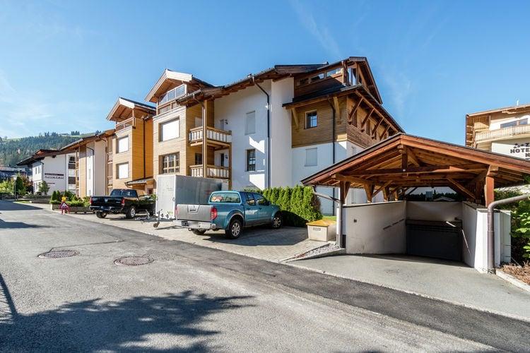 Appartement Oostenrijk, Tirol, Kirchberg in Tirol Appartement AT-6365-95