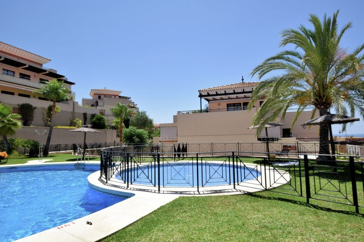 Appartement Spanje, Costa del Sol, Almayate Appartement ES-00025-52