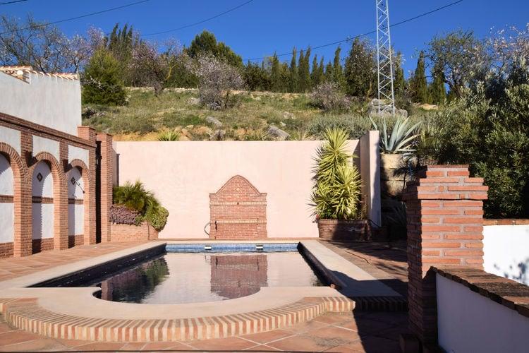 vakantiehuis Spanje, Andalucia, Villanueva de la Concepción vakantiehuis ES-00025-53