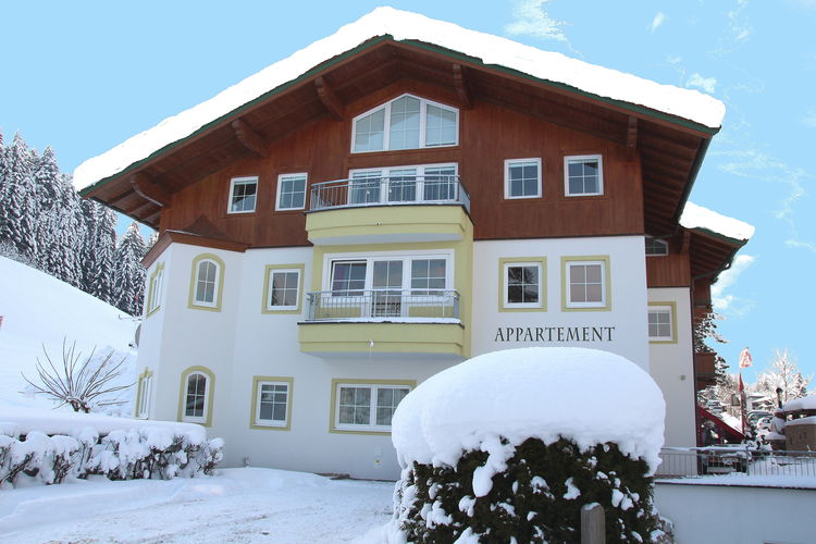 'Ski-in Ski-out' - Apartment - Kirchberg in Tirol