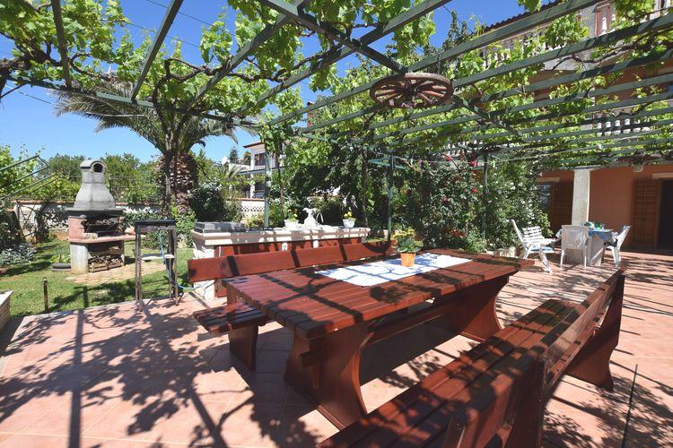 vakantiehuis Kroatië, Istrie, Banjole vakantiehuis HR-00006-21