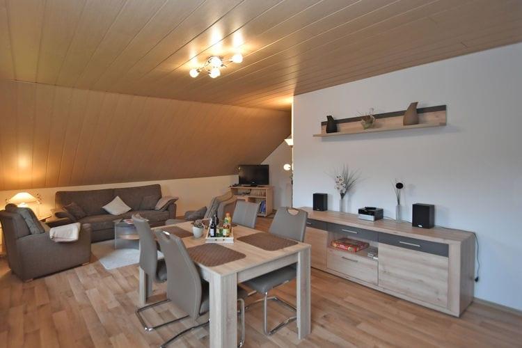 Appartement Duitsland, Teutoburgerwoud, Nieheim Appartement DE-33039-06