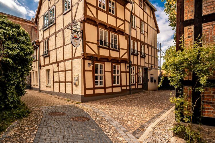 Appartement Duitsland, Berlijn, Quedlinburg Appartement DE-06484-53