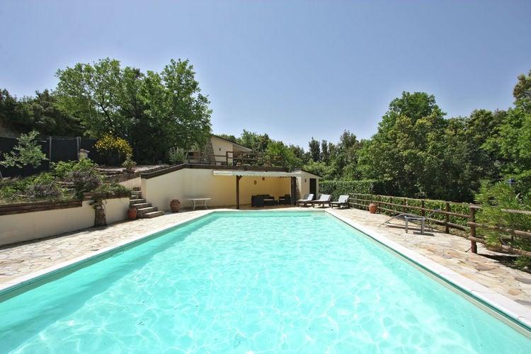 Vakantiehuizen Italie | Umbrie | Villa te huur in Bettona met zwembad  met wifi 6 personen
