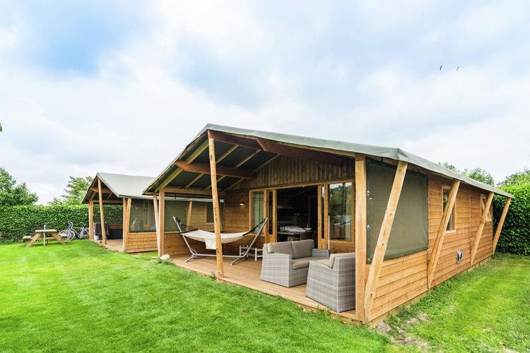 Wadden Vakantiewoningen te huur Luxe verwarmde lodges vlakbij de duinen van Terschelling