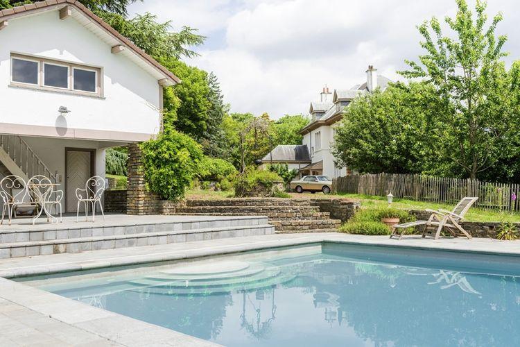 Belgie | Oost-Vlaanderen | Vakantiehuis te huur in Ronse met zwembad  met wifi 30 personen