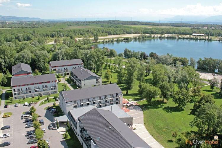 DIVONNE-LES-BAINS Vakantiewoningen te huur Verzorgde, rustig gelegen résidence met spa aan het Meer van Divonne-les-Bains