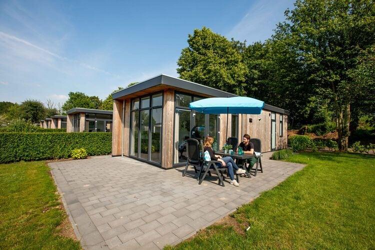Vakantiehuizen Nederland | Gelderland | Chalet te huur in Ede met zwembad  met wifi 5 personen