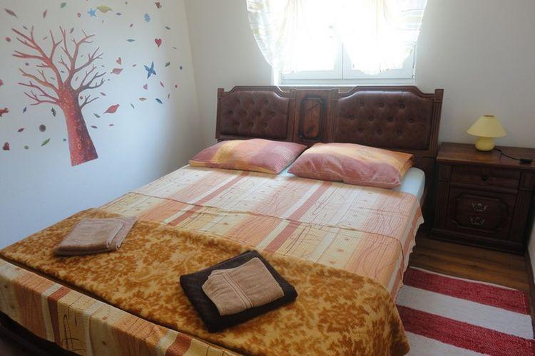 Appartement Kroatië, eld, Malinska Appartement HR-00006-35