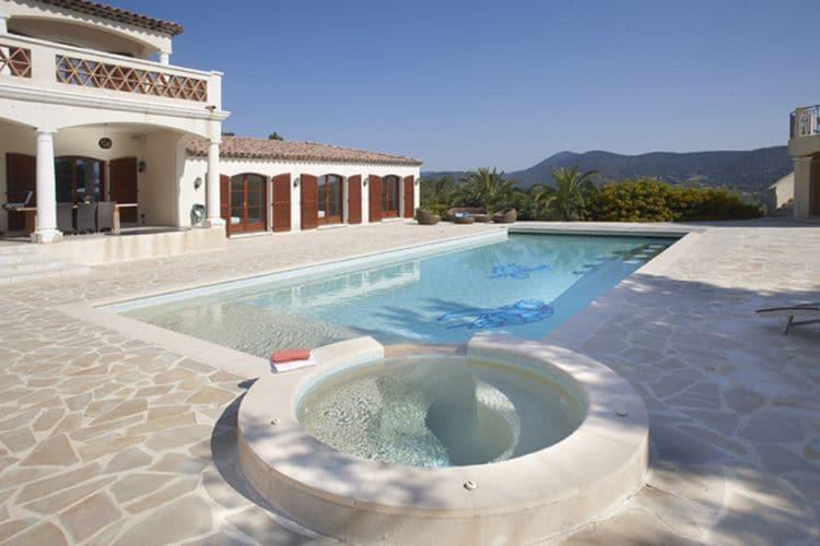 Vakantiehuizen Frankrijk | Provence-alpes-cote-d-azur | Villa te huur in Sainte-Maxime met zwembad  met wifi 12 personen
