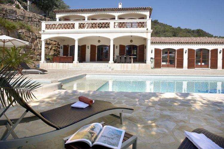 met je hond naar dit vakantiehuis in Sainte-Maxime