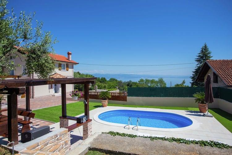 Villa Kroatië, Istrie, Icici Villa HR-51414-01
