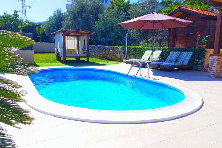 vakantiehuis Kroatië, Istrie, Ičići vakantiehuis HR-51414-02