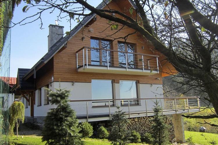 Villa Polen, sil, Zwardoń Villa PL-00000-57