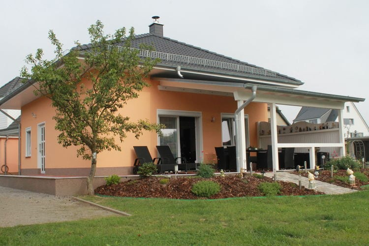 Duitsland | Ostsee | Vakantiehuis te huur in Ostseebad-Kuhlungsborn   met wifi 8 personen
