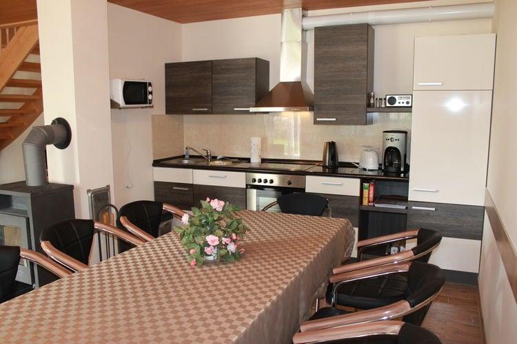 vakantiehuis Duitsland, Ostsee, Ostseebad Kühlungsborn vakantiehuis DE-00007-84