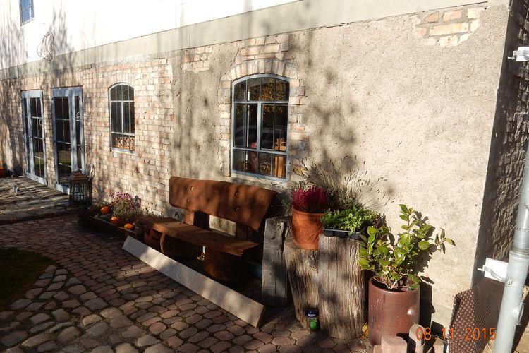 Vakantiehuis  met wifi  Marlow  Ferienhaus Am Lindenhof / Kamin