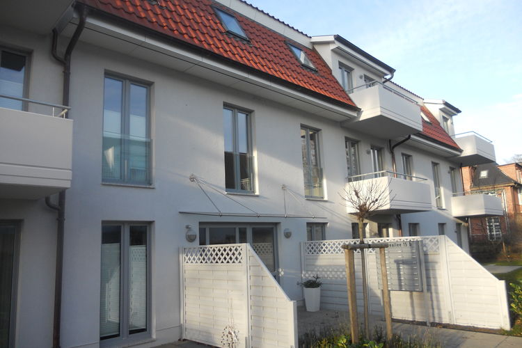 Duitsland Appartementen te huur Prachtig driekamerappartement in de buurt van het strand