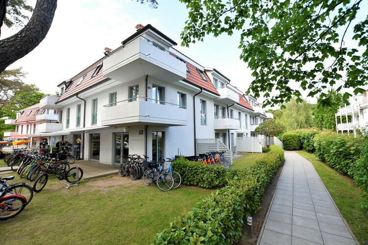 Duitsland | Ostsee | Appartement te huur in Boltenhagen   met wifi 4 personen