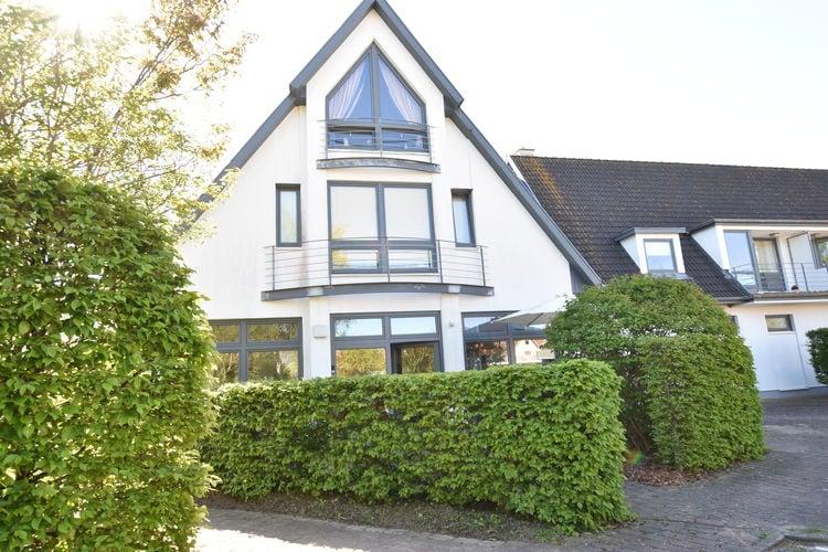 Duitsland Appartementen te huur Gezellig eenkamerappartement dicht bij het strand