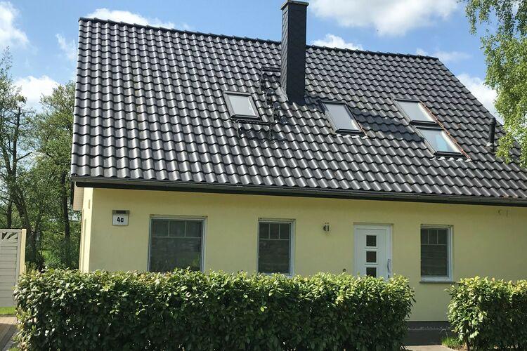 Vakantiehuis  met wifi  OstseeEllernblick mit Sauna