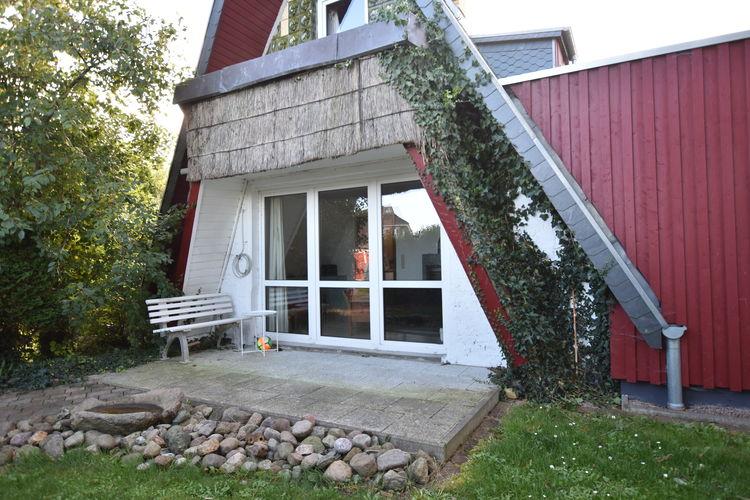Duitsland | Ostsee | Vakantiehuis te huur in Ostseebad-Nienhagen   met wifi 5 personen