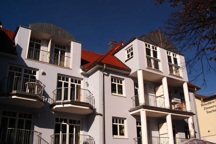 Duitsland Appartementen te huur Comfortabel ingericht eenkamerappartement met balkon