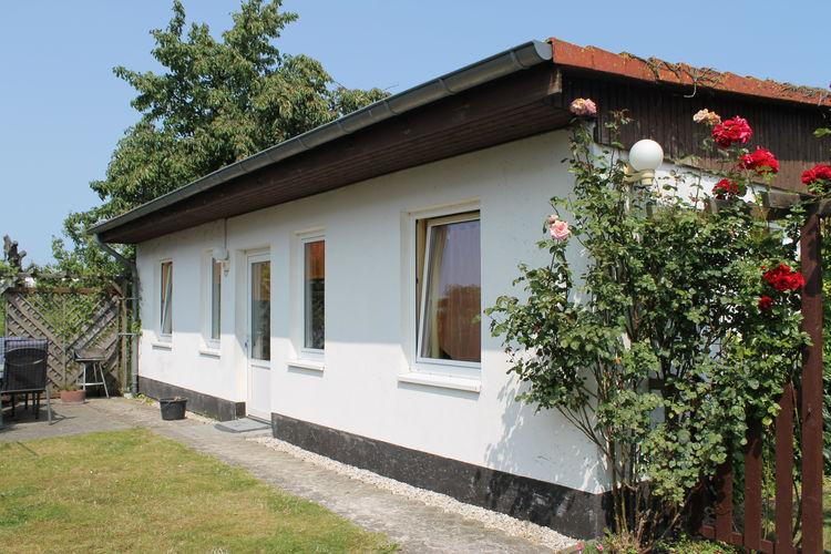 Duitsland | Ostsee | Bungalow te huur in Ostseebad-Kuhlungsborn   met wifi 4 personen