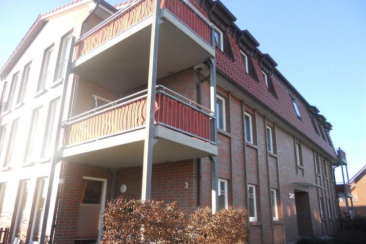 Appartement  met wifi  Boltenhagen  Kastanienhof II im Ostseebad Boltenhagen