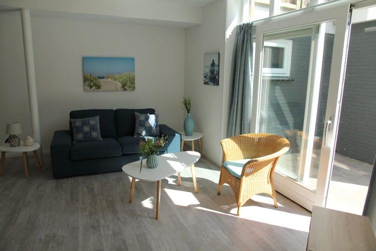 Appartementen Nederland | Noord-Holland | Appartement te huur in Schoorl   met wifi 2 personen