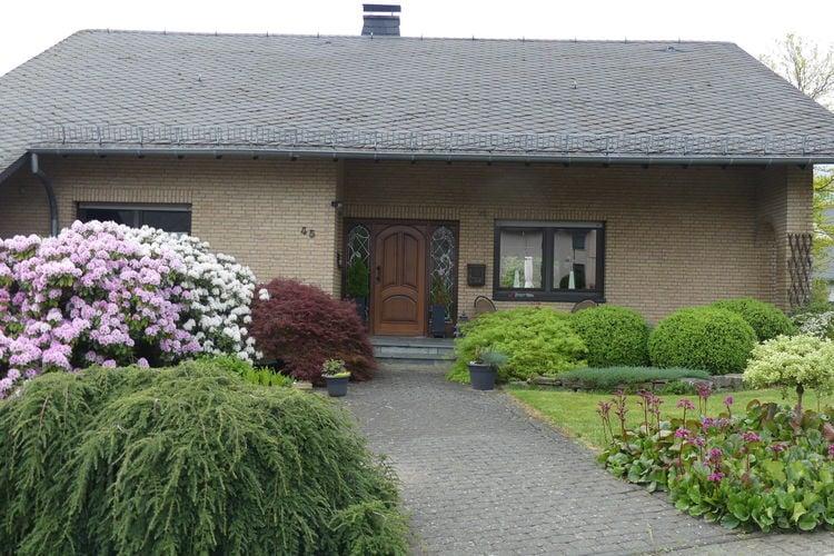 Duitsland | Hunsruck | Vakantiehuis te huur in Mastershausen   met wifi 2 personen