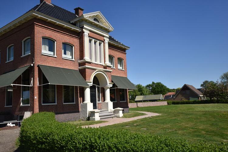 Woning Nederland | Groningen | Vakantiehuis te huur in Meeden   met wifi 12 personen