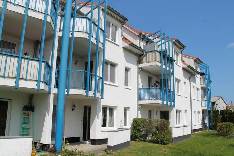 Vakantiehuizen Duitsland | Ostsee | Appartement te huur in Boltenhagen   met wifi 4 personen