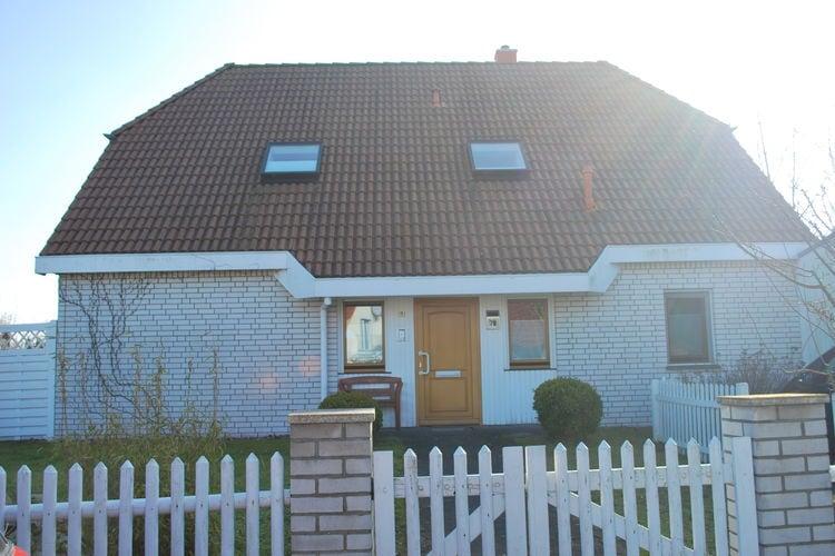 Ostsee Appartementen te huur Gezellig driekamerappartement met balkon
