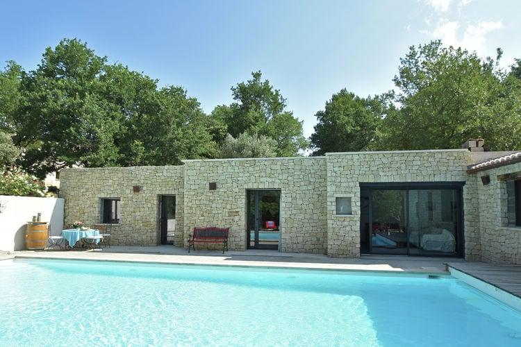 Villa met zwembad met wifi  Malaucène  Villa Contempo de Luxe