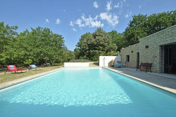 Villa Frankrijk, Provence-alpes cote d azur, Malaucène Villa FR-00015-59
