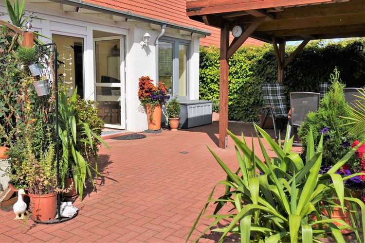 Appartement  met wifi   DuitslandAm Ostsee Radweg