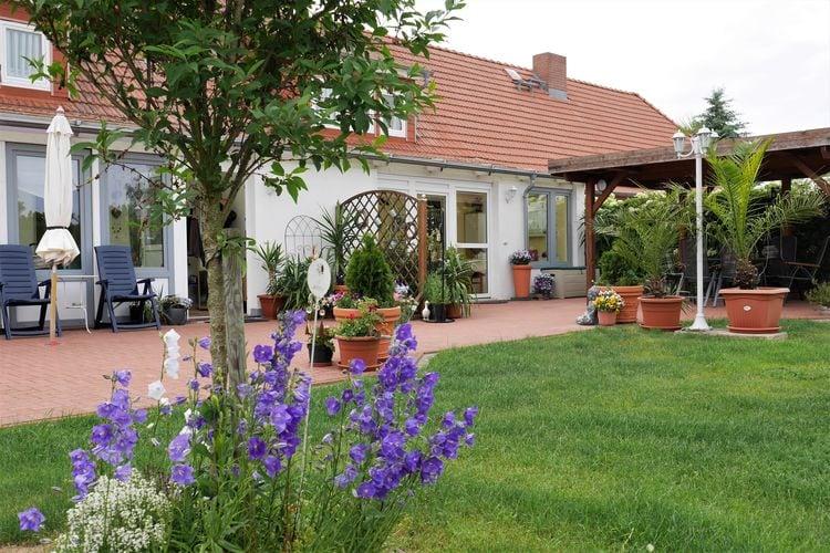 Appartementen Duitsland | Ostsee | Appartement te huur in Rakow-Mecklenburg   met wifi 6 personen