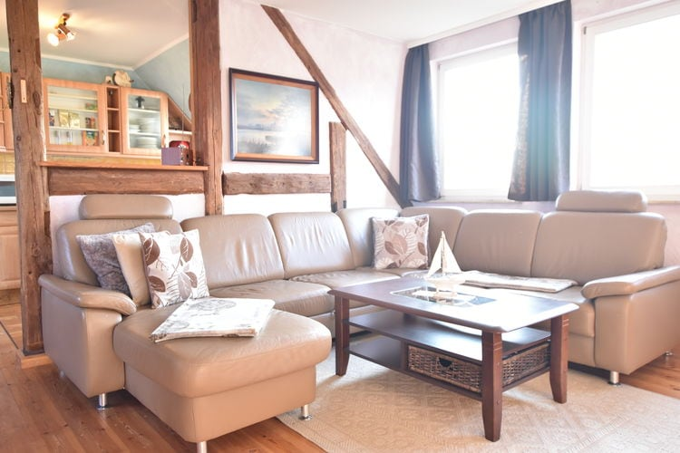 Appartement  met wifi  Carinerland-OT-DanneborthFerienwohnung im Landhaus Danneborth