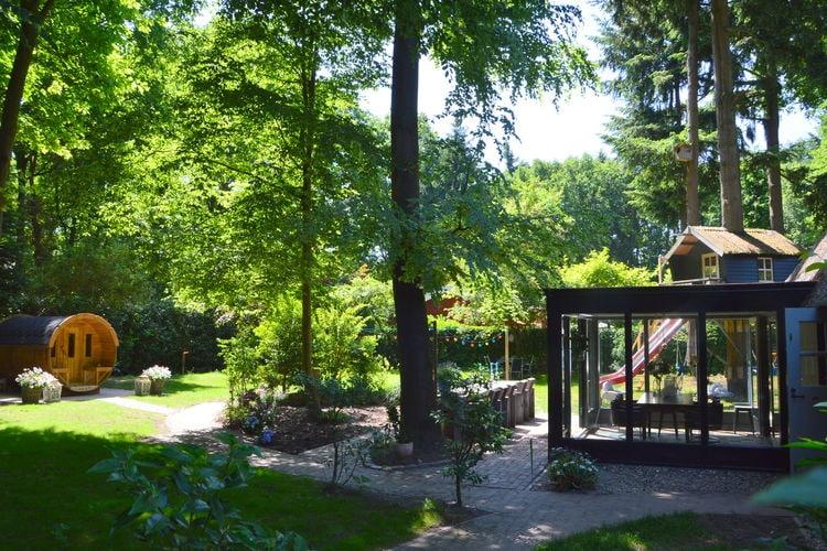 vakantiehuis Nederland, Noord-Brabant, Haaren vakantiehuis NL-5076-11