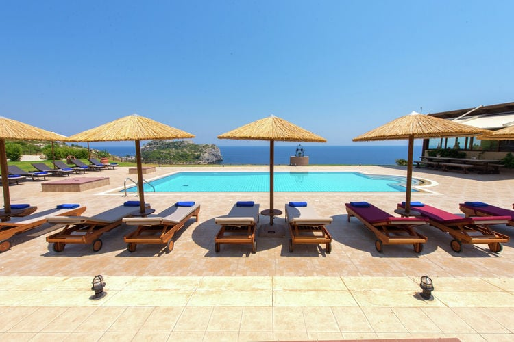 Villa Pasithea & Suites  Rhodes Greece