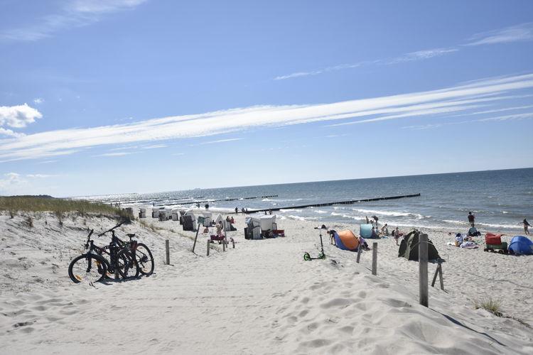Vakantiewoning  met wifi  Graal-Müritz  Mooi vakantiehuis met serre en opbergruimte voor uw boot in de buurt van het strand