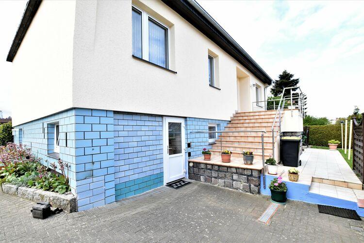 Vakantiehuizen Duitsland | Ostsee | Appartement te huur in Proseken    4 personen