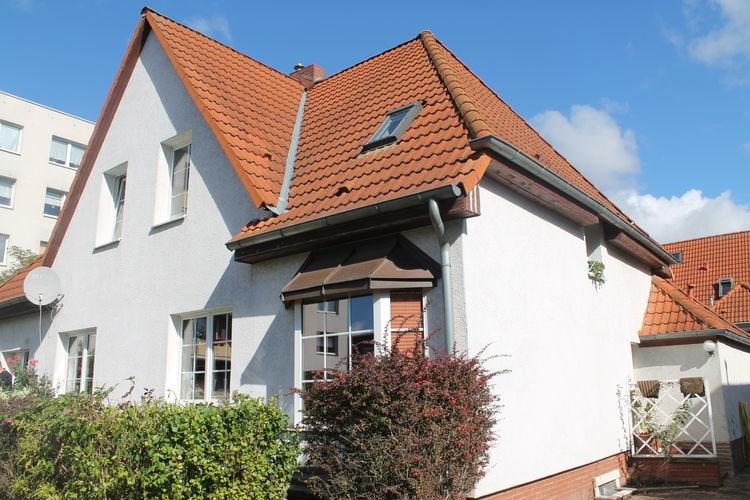 Duitsland | Ostsee | Appartement te huur in Wismar   met wifi 3 personen