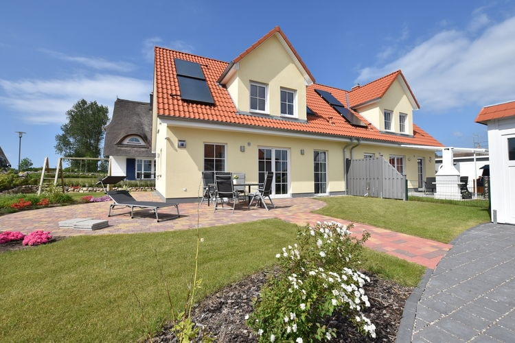 Vakantiehuis  met wifi  Rerik  Ferienhaus MeerZeit familienfreundlich Rerik