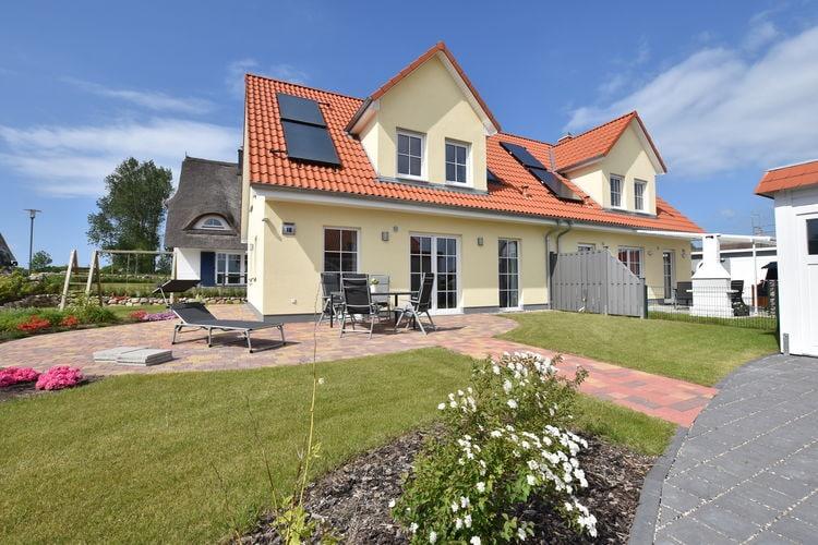 Vakantiehuis  met wifi  OstseeFerienhaus MeerZeit familienfreundlich Rerik